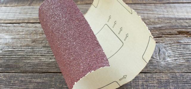 Jak dobrać odpowiedni materiał ścierny?