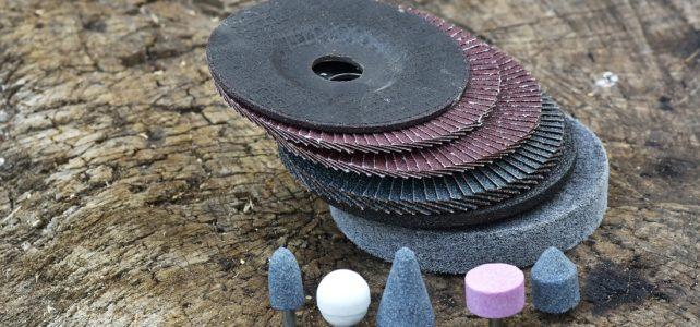 Innowacyjne materiały ścierne